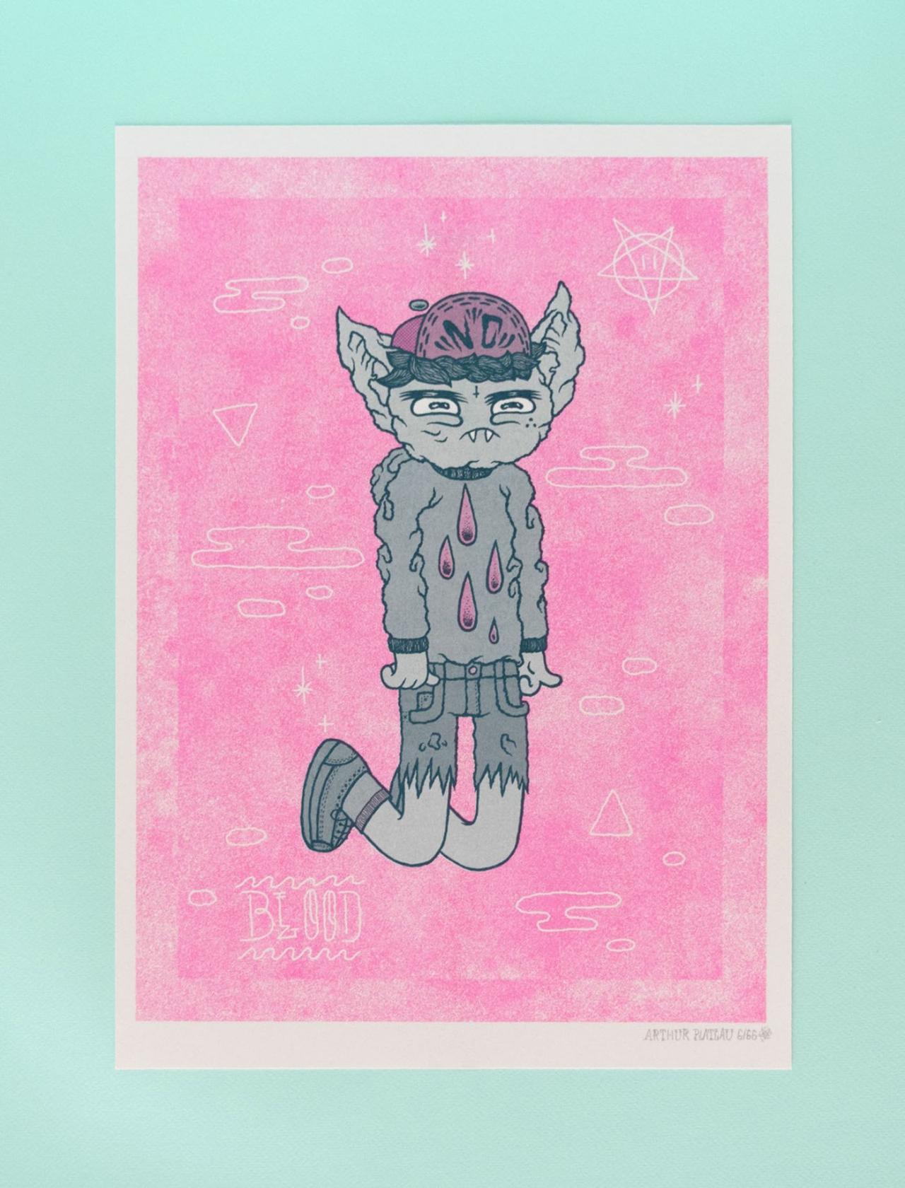 Arthur Plateau Bat Boy