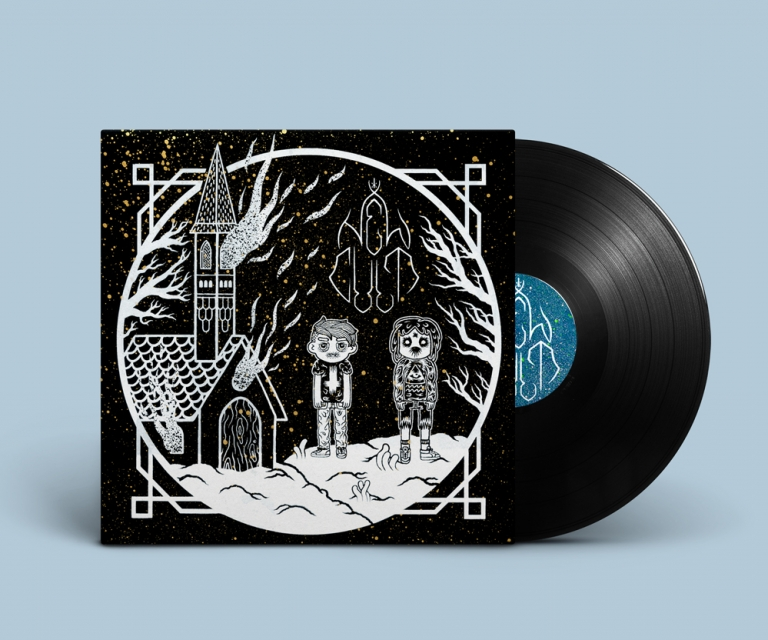 Arthur Plateau New Cult Vinyl Cover