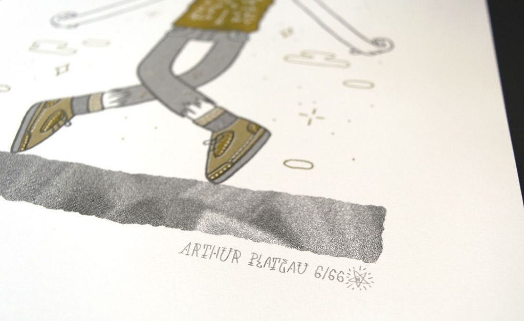 Arthur Plateau Danse Mort