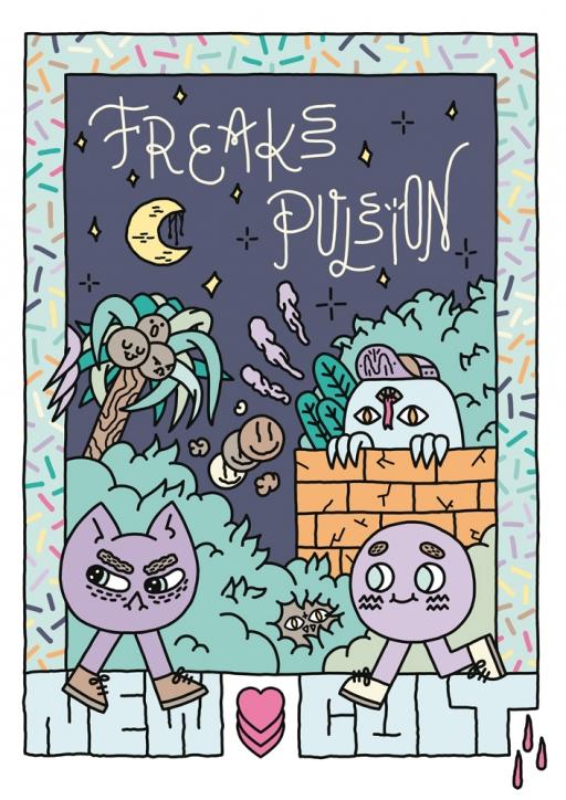 Arthur Plateau Freaks Pulsion